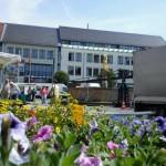 """Dreharbeiten für """"Familie Dr. Kleist"""" auf dem Marktplatz Eisenach"""